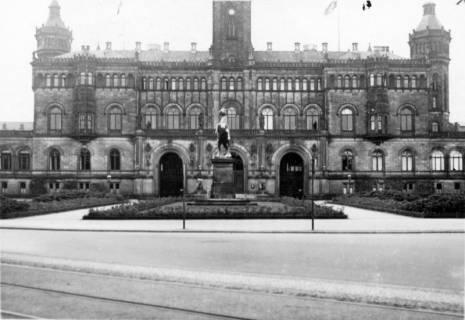 ARH Slg. Janthor 0237, Technische Hochschule, Hannover, 1943