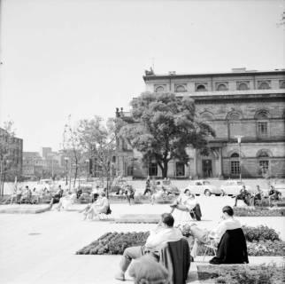 ARH NL Koberg 14, Opernplatz, Hannover, 1962